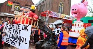 Carnavalsoptocht Rommelgat 2017