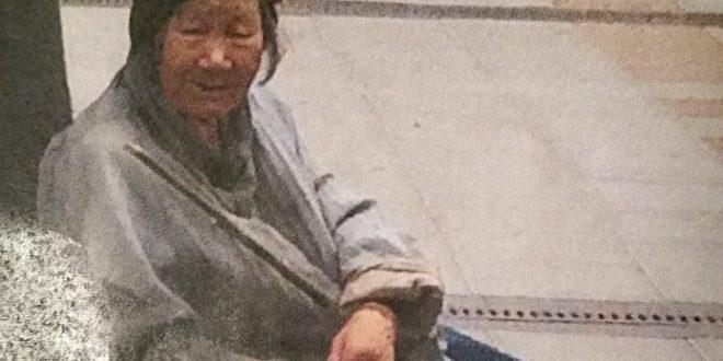 Het 'Chinese vrouwtje' in het CityCentrum