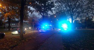 Foto van het ongeval