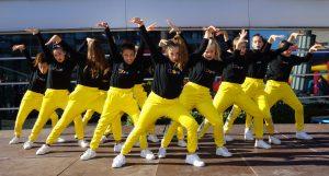 Dansende meiden van CDKidz