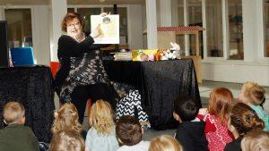 Kinderboekenschrijfster Betty Sluyzer