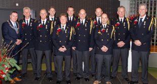 Koninklijke onderscheiding vrijwillige brandweer