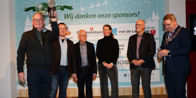Écht Veldhovenz Cup eerste keer uitgereikt