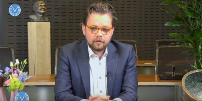 Daan de Kort op Omroep Veldhoven TV