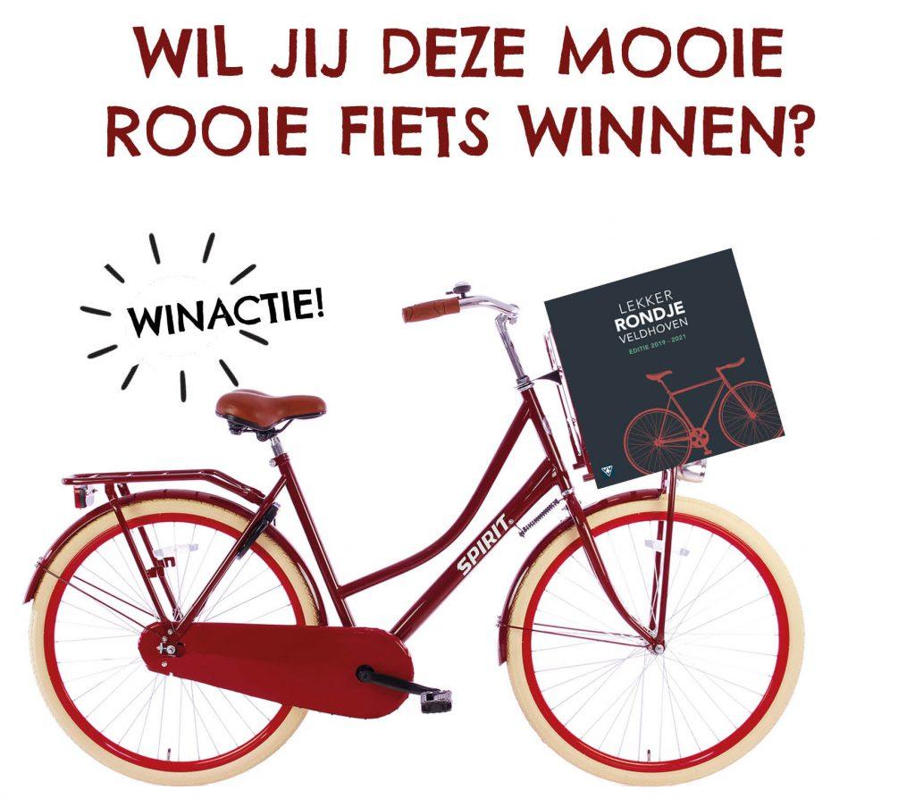 Winactie Lekker Rondje Veldhoven