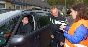 Controle door politie