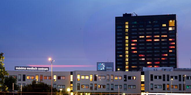 Hart op ASML gebouw