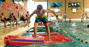 Zwemvierdaagse in Den Ekkerman