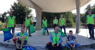 Rotary Veldhoven doet mee aan World Cleanup Day