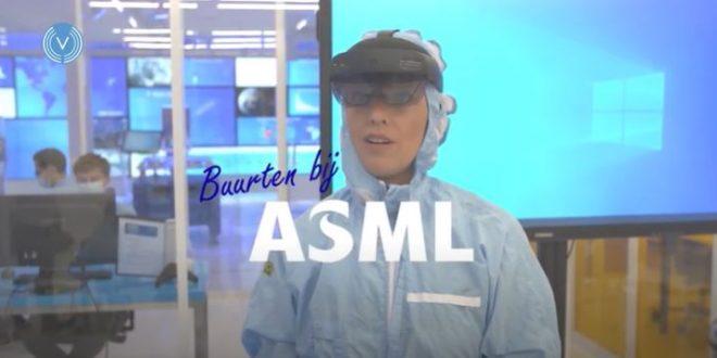 Begin shot van Buurten bij ASML