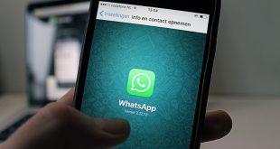 Foto van politie over Whatsapp-fraude