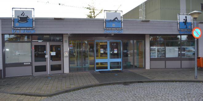 zwembad Den Ekkerman, voorkant