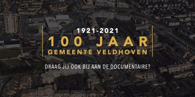 openingsbeeld van video werving materiaal voor documentaire 100 jaar veldhoven