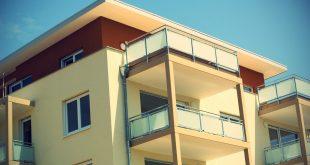 stockfoto van een appartement