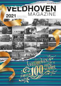 Cover Veldhoven magazine