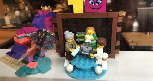 Bouwsel van Lego