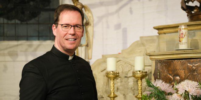 kapelaan Jeroen Beekman