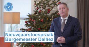 Nieuwjaarstoespraak burgemeester