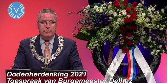 frame uit de video toespraak burgemeester