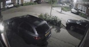 Auto gestolen in Oerle