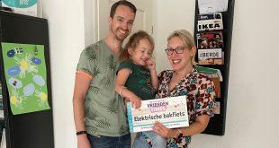 De hartenwens van Benthe en haar familie uit Veldhoven gaat in vervulling